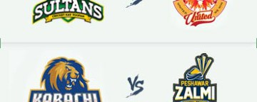 PSL 2018: Multan Sultans v Islamabad United & Karachi Kings v Peshawar Zalmi - 25 Feb