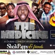 The Medicine: Sheik Pappy & Friends