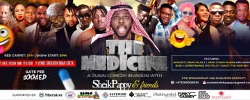 The Medicine: Sheik Pappy & Friends