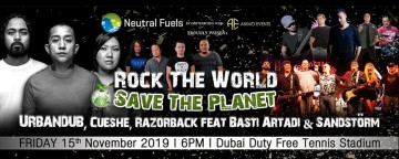Rock the World - Save the Planet