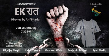 Ek रात - Hindi Thriller play by Mandali