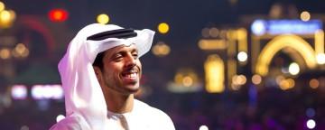 UAE 48th National Day 2019: Hamad Al Amri Live in Dubai