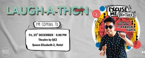 Laugh-A-Thon Ft. Aakash Gupta