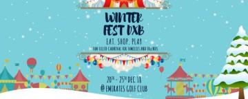 Winter Fest DXB 2018
