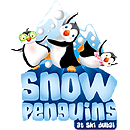 Snow Penguins at Ski Dubai
