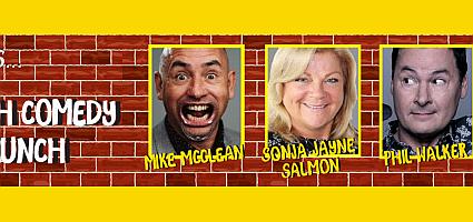 Best of British Comedy Evening Brunch