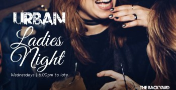 The Backyard Urban Ladies Night