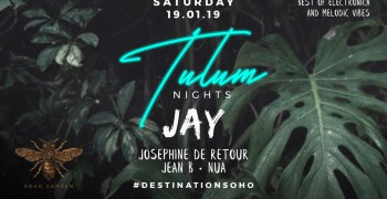 Tulum Nights with w/ Jay