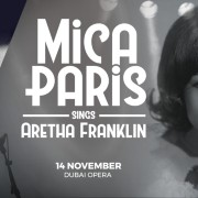 Mica Paris Sings Aretha Franklin