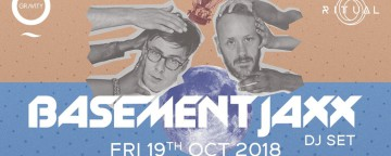 Ritual presents Basement Jaxx