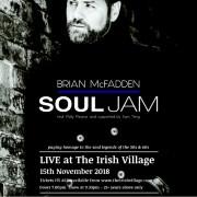 Brian McFadden Soul Jam Live in Dubai