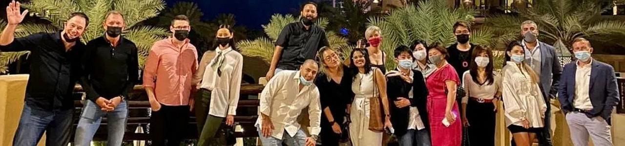 The Tasting Class: Souk Madinat Wine & Food Tasting Tour - 27 Jul 2021