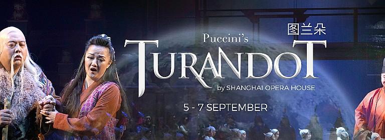 Puccini's Turandot by Shanghai Opera House