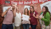 Time Out Dubai's Big Quiz 4th Edition