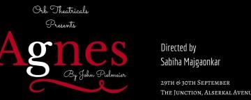 Orb Theatricals Presents Agnes