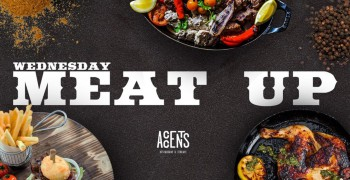 Accents: Wednesday Meat Up