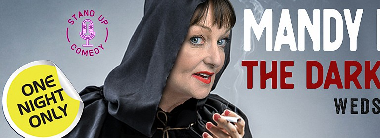 Warehouse Four presents Mandy Knight The Dark Knight
