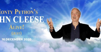 Monty Python's John Cleese – Alive! (Just)