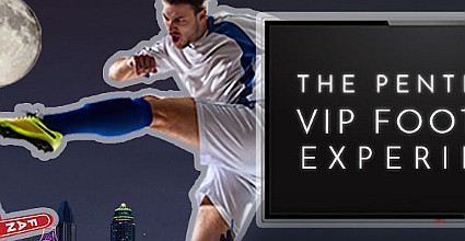 The Penthouse VIP Football Experience
