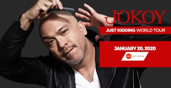 Jo Koy Just Kidding World Tour 2020