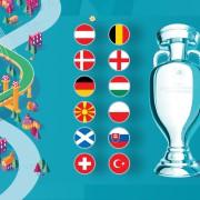 Euro 2020: Semi Final - SF3 vs SF4