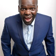 The Laughter Factory April/May 2019 w/ George Zach, Dana Alexander & Daliso Chaponda