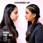 The Hive Theatre 2021: Covered Up & Is Anybody Listening