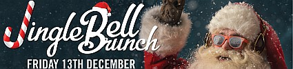 McGettigan's JLT Jingle Bell Brunch 2019