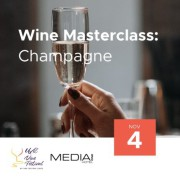 UAE Vine Festival Nov 2021: Wine Masterclass - Champagne