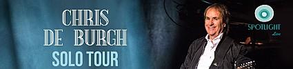 Chris de Burgh Solo Tour 2020 - POSTPONED
