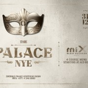 The Palace NYE
