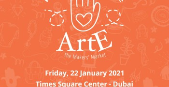 ARTE at Times Square Center 22 Jan 2021