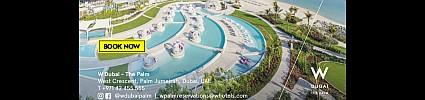 W Dubai - The Palm Stellar Staycation