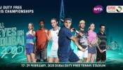 Dubai Duty Free Tennis Championships 2020: Men's Week - CLOSED