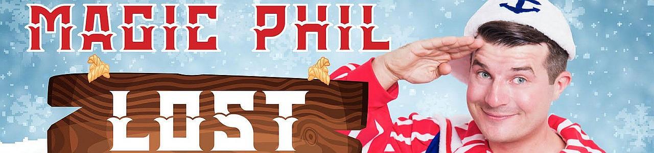 Magic Phil Lost at Sea
