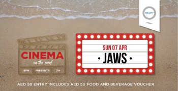 Cinema on the Sand presents Jaws (1975)