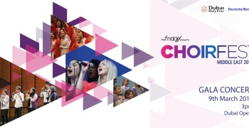 ChoirFest Middle East 2019