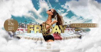 Drai's DXB presents Friday Pool Party