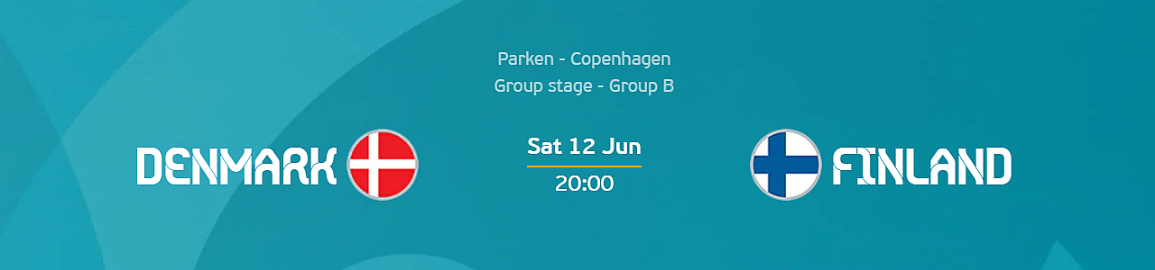 Euro 2020: Denmark vs Finland