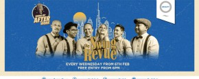 Zero Gravity Swing By After Work with 'The Swing Revue'