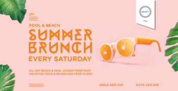 Zero Gravity Summer Brunch 2019