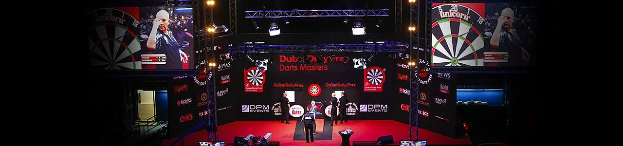 Dubai Duty Free Darts Masters 2017