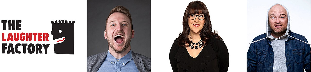 The Laughter Factory June 2019 w/ Alfie Brown, Fern Brady & Greg Morton - Abu Dhabi