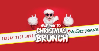 McGettigan's Souk Madinat Jumeirah Halfway to Christmas Brunch 2019