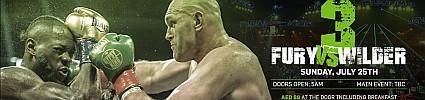 Fury vs Wilder III - POSTPONED