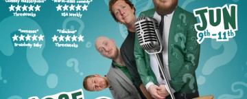 Whose Line Is It? Brought To You By The Noise Next Door - MOVENPICK JBR Show - RESCHEDULED 10 JUN