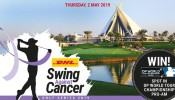 DHL Swing Against Cancer Golf Series w/ John Barnes