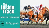 McGettigan's DWTC presents The Inside Track