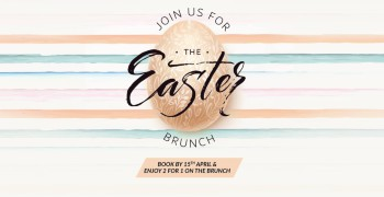 Easter Brunch by The Bay!
