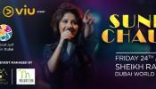 Sunidhi Chauhan Live in Dubai 2018